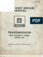 NP435 Repair Manual