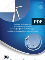 Transfer of Climate Technologies