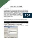 Microsoft Project Tutorial[1]