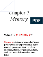 Intro Ch. 7 Memory PPT Skeletons