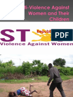 Anti-Violence Against Women and Their Children Final