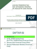 Paparan Bu Maryam Pada PetrologiMUM 1 Febuari 2011