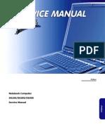 Clevo D610S D620S D630S Notebook