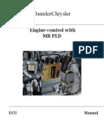 PLD Manual MERCEDES INJECTORS FUEL SYSTEM
