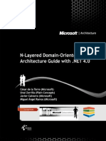 N-Layered Domain Oriented Architecture Guide With .NET 4.0