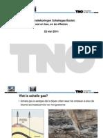20110525-Presentatie TNO Schaliegas Bijeenkomst Boxtel
