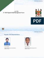 Debt Management in Fiji
