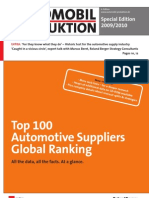 Top 100 Automotive Suppliers