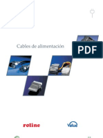 Ficha Cables AlimW