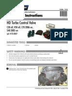 All V50 Turbo Models. 25.0037 Ipd HD TCVT