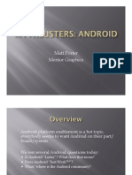 Myth Busters Android
