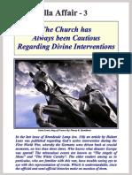 Rampolla Affair 3 (Church cautious regarding Miracles) - Hubert_Luns