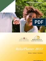 Ringhotels ReisePlaner 2011