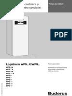 Manual Tehnic Pompe Caldura