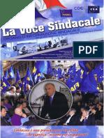 La Voce Sindacale - Organa d'Informazione FIADEL n.1