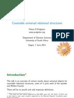 PHP CountableRelationalStruct v02 20110527