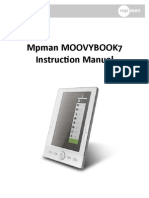 MOOVYBOOK7 User Manual English