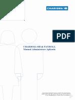 Manual Administrare Charisma HR v1.0