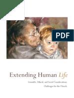 Extending Human Life