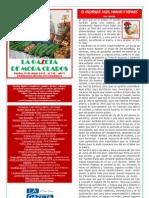 La Gazeta de Mora Claros nº 116 - 10062011