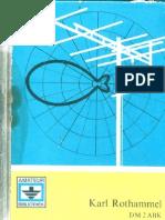 Antennenbuch - Karl Rothammel