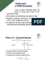 04.1 Projeto de Filtros LC de Inversores PWM