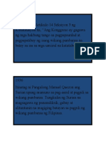 Timeline Ng Wikang Filipino