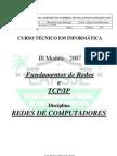 Fundamentos de Redes E TCP IP