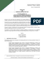 134-2008-BTC_Tax for Foreign Orginizations