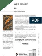 """""""Le cinque stagioni dell'amore"""" di João Almino (il Sirente, 2012)"""