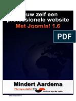 Joomla 1.6 eBook - Bouw Zelf Een Professionele Website
