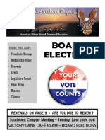 Southwest Chapter of ABATE of Florida June 2011 Newsletter