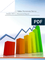 2011 Online Newsroom Survey