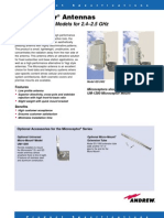Microceptor Antennas