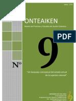 Boletín Onteaiken 9