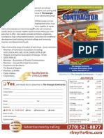 GeorgiaContractor Media Guide May 2011