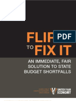 Flip It to Fix It Report