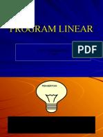Soal Dan Jawaban Program Linier