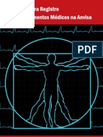 Manual para Registro de Equipamentos Médicos na Anvisa