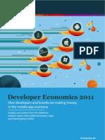 VisionMobile-Developer Economics 2011
