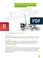 Building Technology Cluster