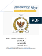 Majelis an Rakyat Republik Indonesia