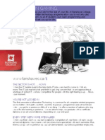 Information Technology Cluster