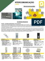 Catálogo Intercom Hospitalar