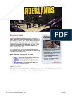 Borderlands BradyGames Official Strategy Guide | Armed
