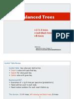 09 Balanced Trees