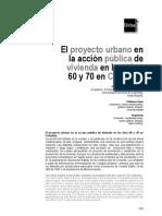 Proyecto Urbano Accion Publica Vivienda