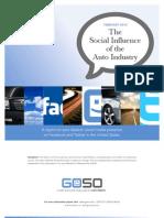 2010 Goso Social Media Report