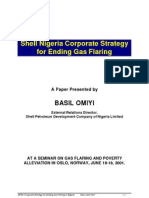 Strategy 4 Gas Flaring