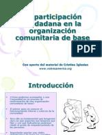 3_El rol de la participación ciudadana y resol. conflictos (Chiapas, mayo 2011)